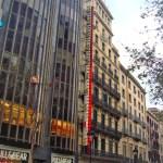 Городской пейзаж Барселоны10