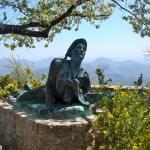 Скульптуры и барельефы монастыря 14