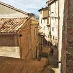 Город Урбино, Италия12