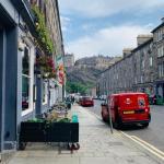 Городской пейзаж, Эдинбург