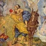 Vincent Van Gogh- The Good Samaritan [After Delacroix](May 1890)- Rijksmuseum Kröller-Müller Museum, Otterlo