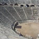Амфитеатр Сиде 1