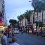 Город Манавгат, чистые улочки, новый транспорт