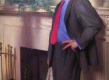Bill Clinton official portrait