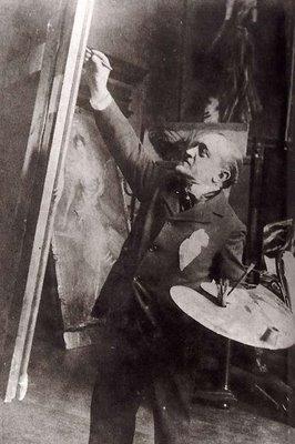 Italian painter Giovanni Boldini