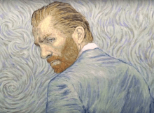 Loving Vincent painted movie