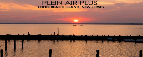 Plein Air Paint out Event New Jersey