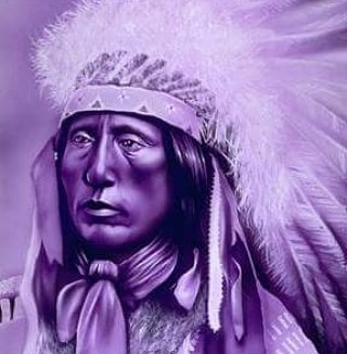 """""""Chiefs"""" Airbrush and Eraser 20"""" x 24"""" Illustration Board by Artist Anh Pham"""