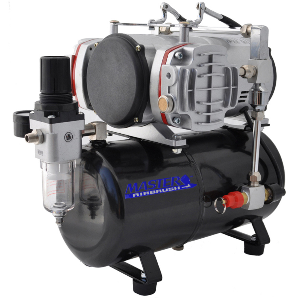 The Master Air-Compressor Buyer's Guide