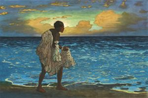 charles-bartlett_hawaiian-fisherman_1919
