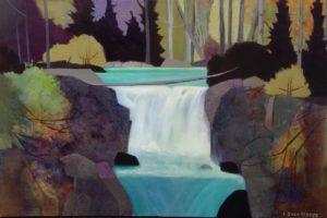 lorna-dockstader_along-qualicum-falls-trail_22x30