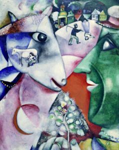 marc-chagall_i-and-the-village_1911