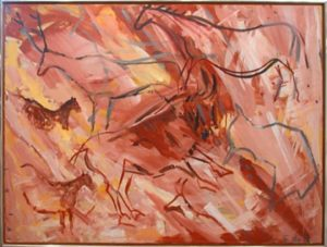 elaine-de-kooning_glass-wall-1987
