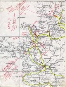 bob map