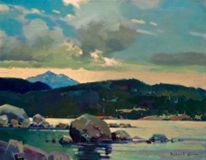 robert-genn_looking-north-from-painters-lodge_14x18inches