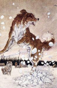 jack-london_call-of-the-wild_illustration-Paul-Bransom