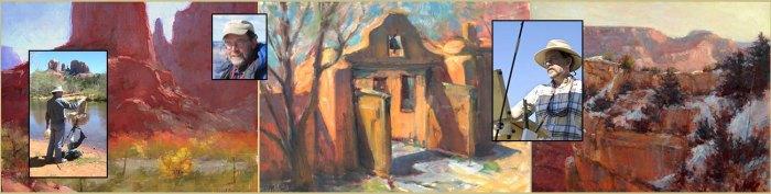 Michael Chesley Johnson workshops