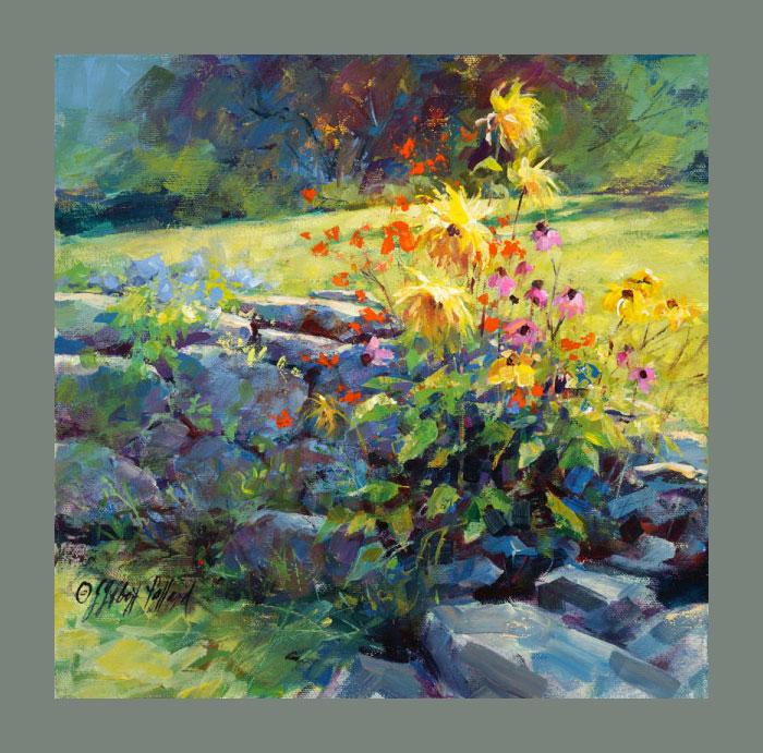 'Morning Bouquet by Julie Gilbert Pollard, Phoenix, Arizona, USA