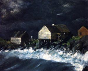robert-henri_storm-tide