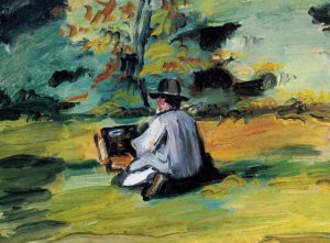paul-cezanne_a-painter-at-work-1875.