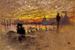 sunset-red-and-gold-by-james-abbott-mcneill-whistler