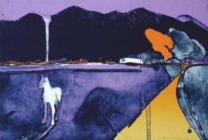 fritz-scholder_mystery-horse-at-taos