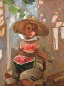 sorolla_boy-watermelon