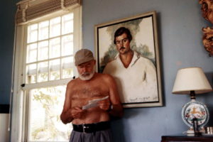ernest-hemingway_art-collection