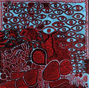 yayoi-kusama_eyes-of-mine_2010