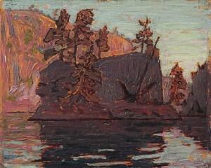 tom-thomson_petawawa-gorges_1916