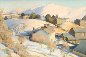 william-heaton-cooper_view-of-troutbeck-in-snow