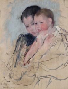 mary-cassatt_baby-on-mothers-arm