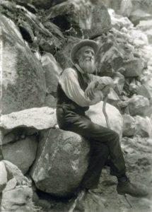 John Muir, 1907