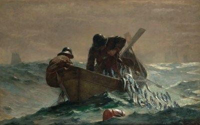 Scott Greene on Winslow Homer