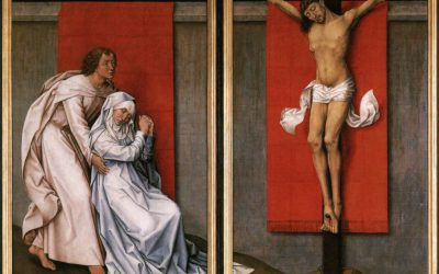Peter Malone on Rogier Van der Weyden