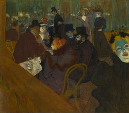 Tim Doud on Henri de Toulouse-Lautrec