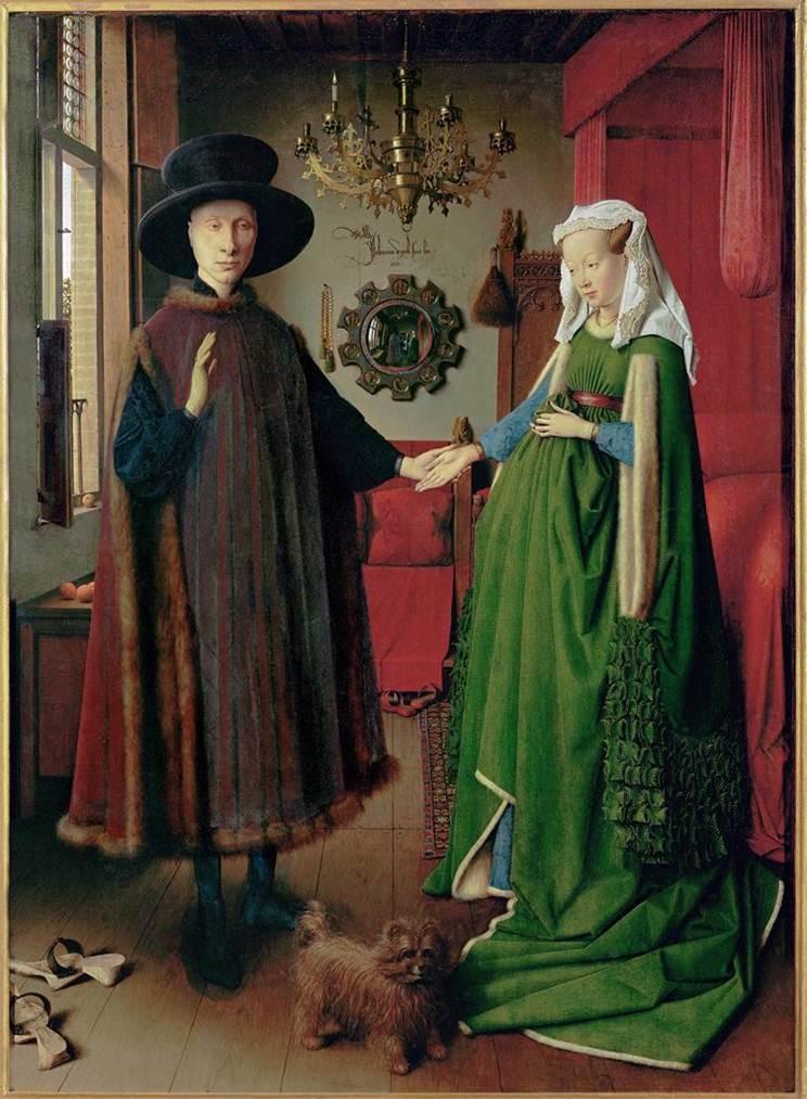 Richard Haas on Jan van Eyck - Painters on Paintings