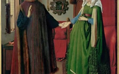 Richard Haas on Jan van Eyck