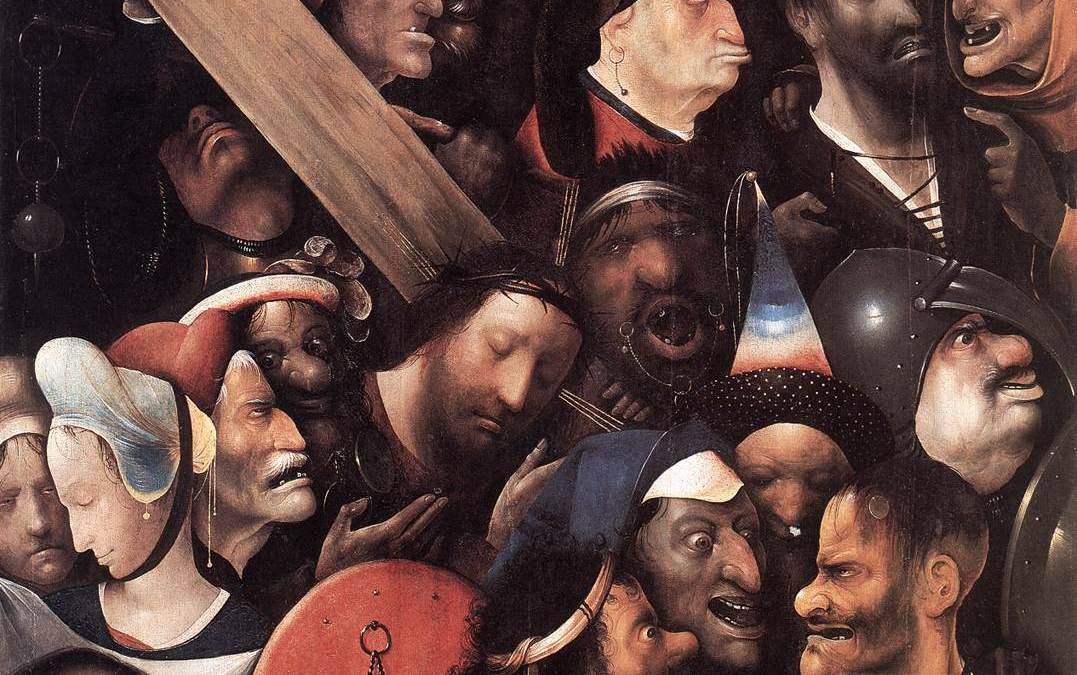 """Elizabeth Berdann on Hieronymus Bosch's* """"Christ Carrying the Cross:"""" Ugliness and the Science of Physiognomy"""