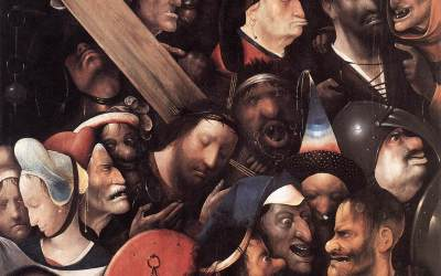 "Elizabeth Berdann on Hieronymus Bosch's* ""Christ Carrying the Cross:"" Ugliness and the Science of Physiognomy"
