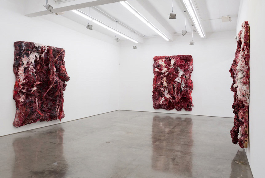 Gabrielle Vitollo on Hacking the Biological: Post-gender and the Catharsis of Anish Kapoor's 'Internal Object' Paintings