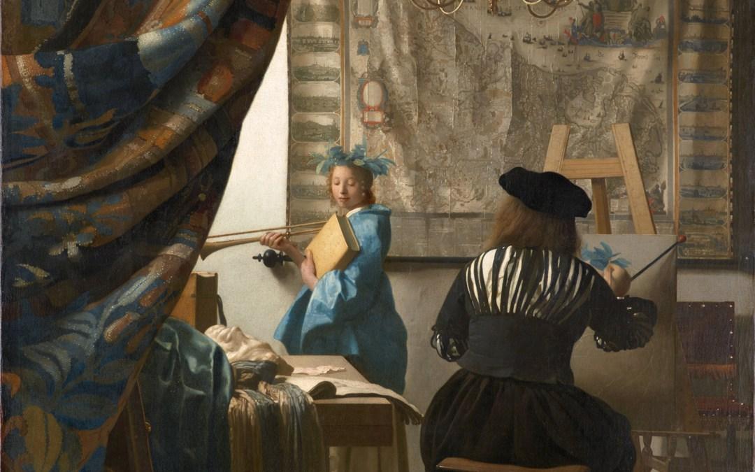 James McGarrell on Jan Vermeer
