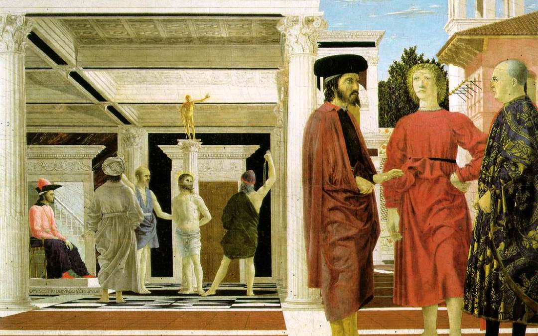 Philip Pearlstein on Piero della Francesca