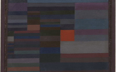 Leslie Roberts on 'Fire in the Evening' by Paul Klee