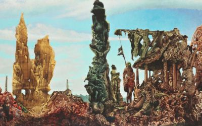 Norm Paris on Max Ernst