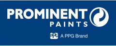 Prominent Paints Blue & White (PNG)