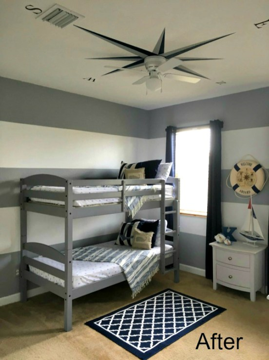 Nautical Bedroom   Cheryl Phan