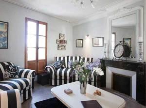 art retreat accommodation lounge