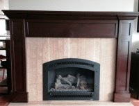 With SECOND heatilator gas fireplace problems gas log sets