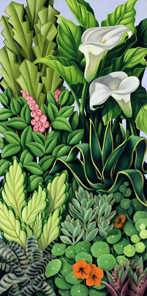 Paint Foliage In Oil Or Acrylic - painting lessons